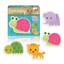 Form Baby Caracol Diset 69951