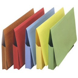 Carpeta fuelle kraft bicolor GIO 400040686