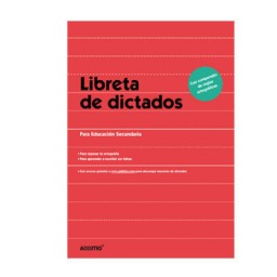 Libreta Dictados Secundaria Additio D122