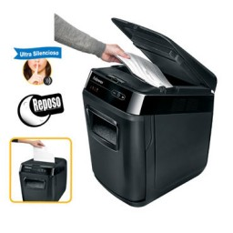 Destructora papel Fellowes Automax 150C automática 4680101