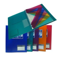 Reorganizer 40 fundas Din A-4 colores Office Box 15415